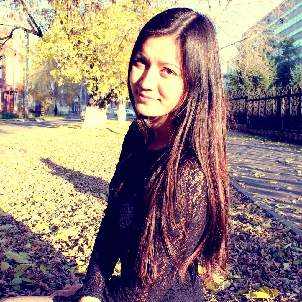 Алина Сабарова