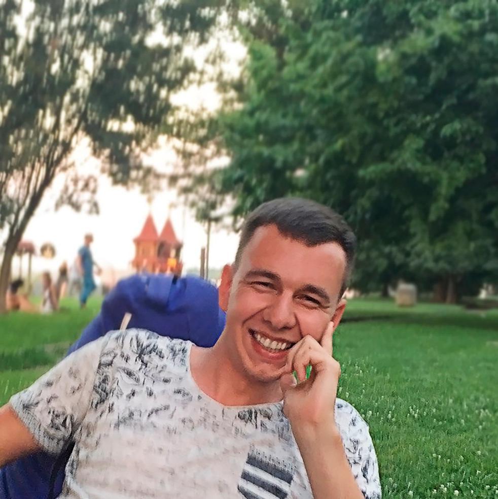 Евгений Ивашкив
